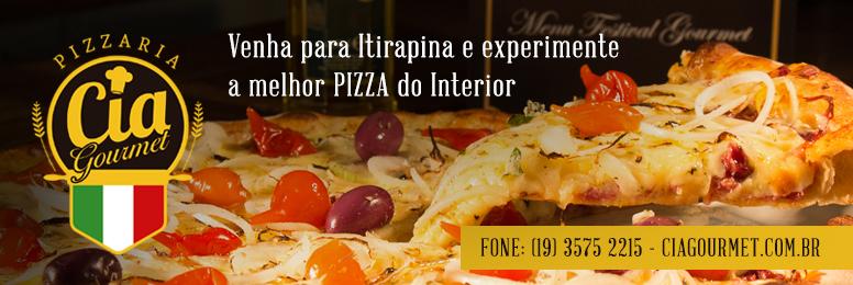 Cia Gourmet Pizzaria