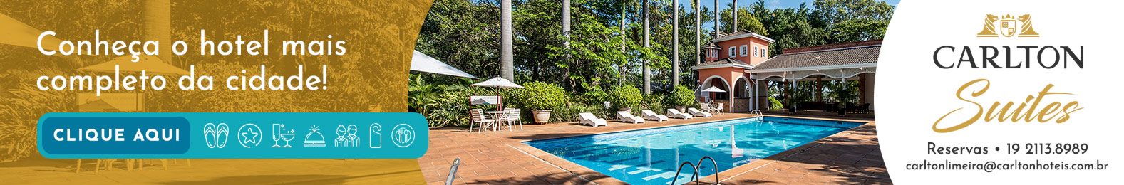 Carlton Plaza Hotel Limeira