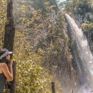 Cachoeira dos Quatis em Brotas | Portal Serra do Itaqueri