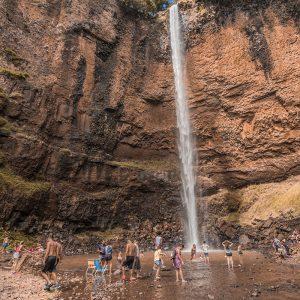Cachoeira do Saltão em Itirapina | Portal Serra do Itaqueri