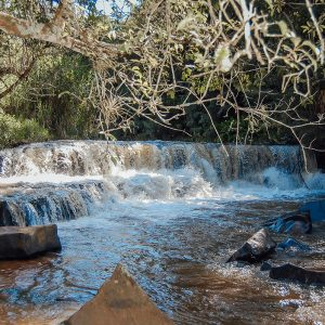 Cachoeira do Cuzcuzeiro em Corumbataí | Portal Serra do Itaqueri