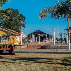 Estação Ferroviária em Rio Claro | Portal Serra do Itaqueri