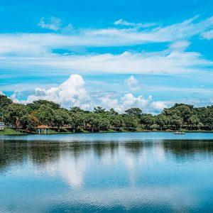 Lago dos Biris em Charqueada | Portal Serra do Itaqueri