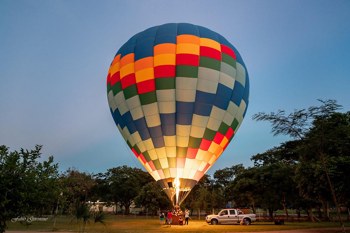Balonismo em Piracicaba | Portal Serra do Itaqueri