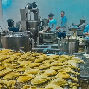 Fábrica Di Pamonha em Charqueada | Portal Serra do Itaqueri