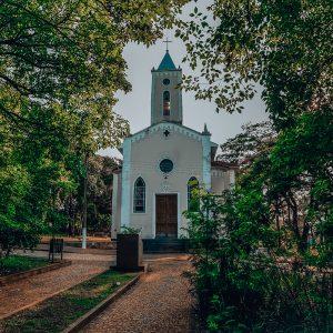 Igreja Matriz Santana em Analândia | Portal Serra do Itaqueri