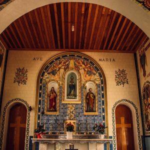Capela Nossa Senhora da Conceição - Itirapina | Portal Serra do Itaqueri