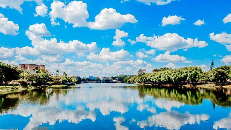Lago Azul em Rio Claro | Portal Serra do Itaqueri