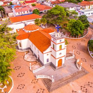 Igreja Matriz em Santa Maria da Serra | Portal Serra do Itaqueri