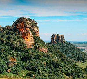 Morro do Camelo em Analândia   Portal Serra do Itaquerí
