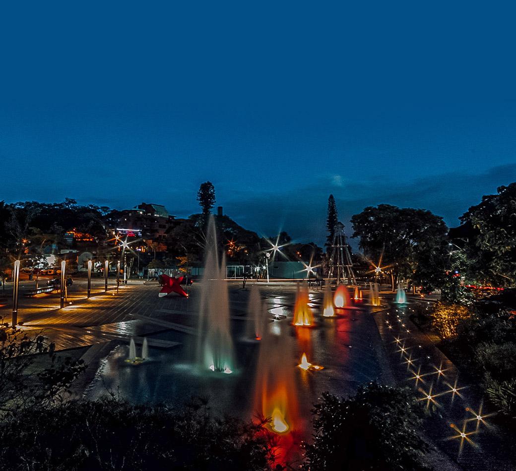 Águas de São Pedro | Portal Serra do Itaquerí