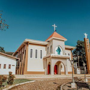 Igreja Matriz Imaculada em Águas de São Pedro | Portal Serra do Itaqueri