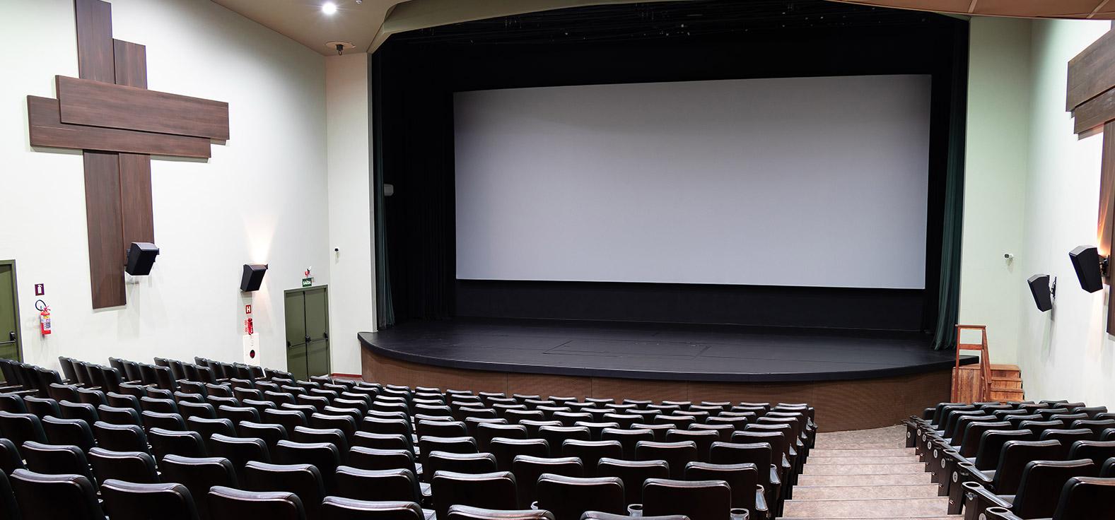 Cine São José em Brotas | Portal Serra do Itaquerí