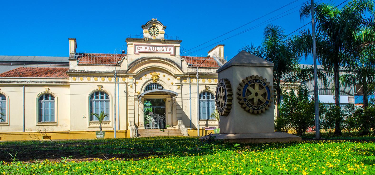 Estação da Paulista em Piracicaba | Portal Serra do Itaquerí