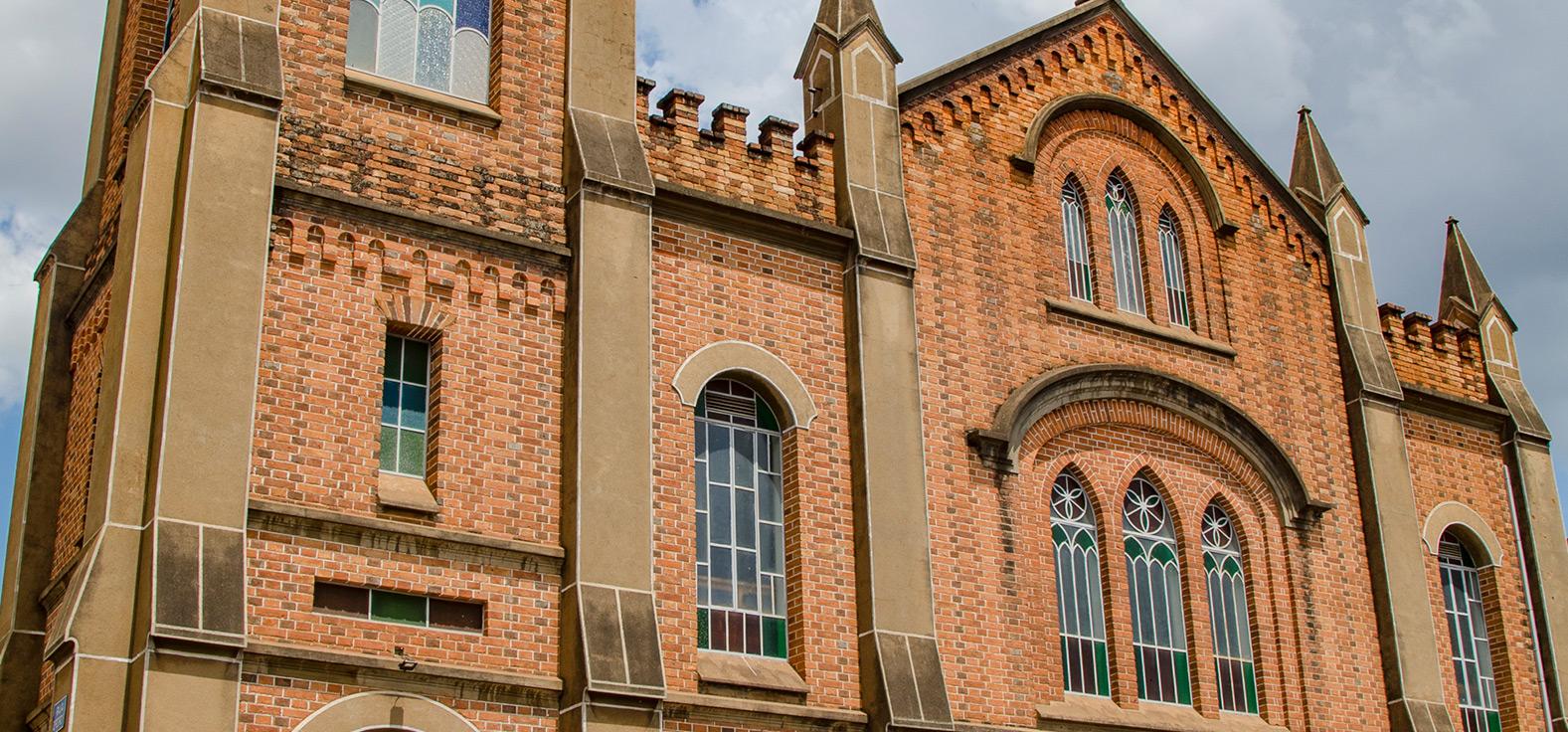 Igreja Metodista em Piracicaba | Portal Serra do Itaquerí