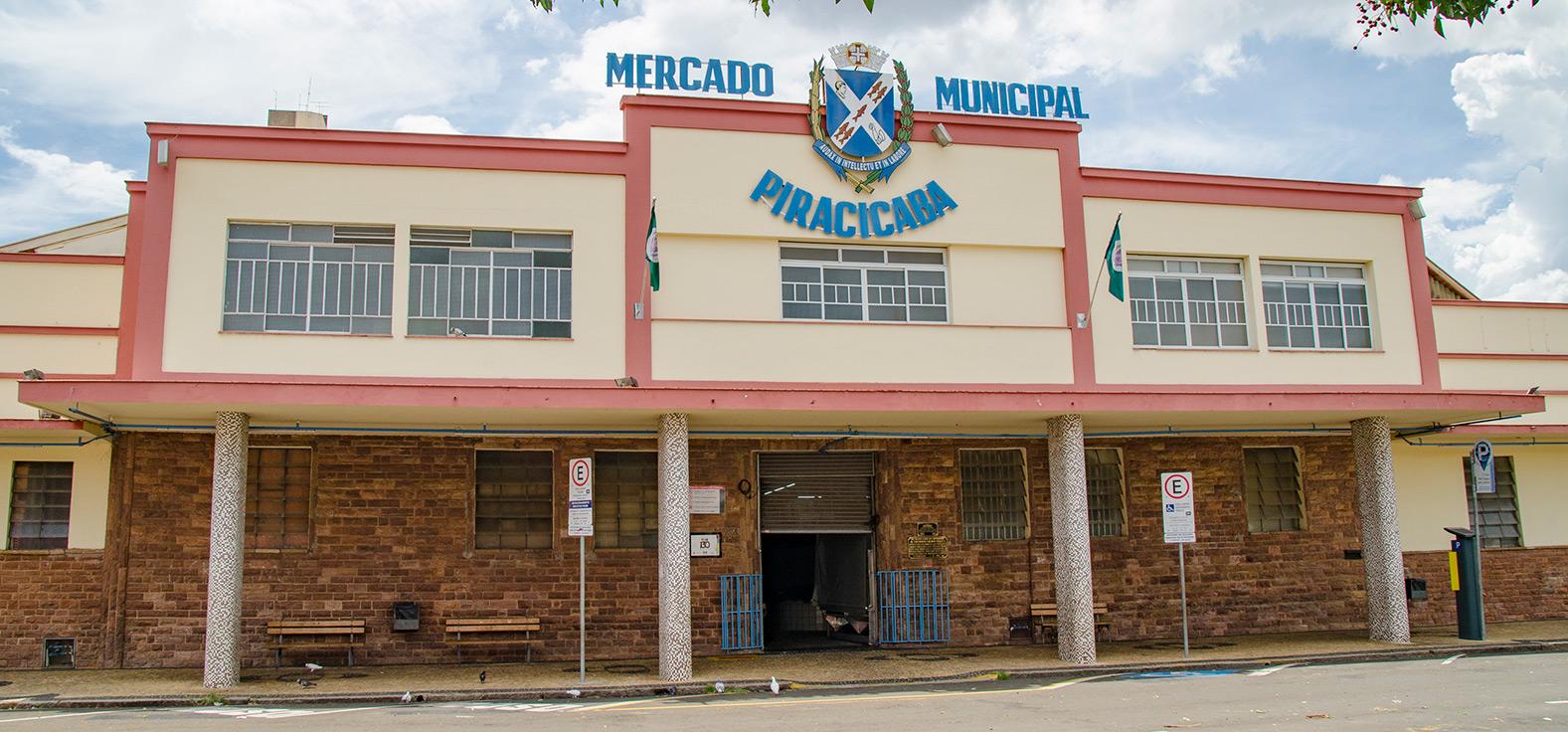 Mercado Municipal em Piracicaba | Portal Serra do Itaquerí