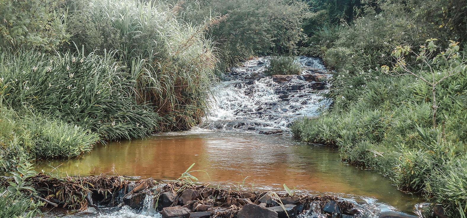 Cachoeira Roncador em Analândia | Portal Serra do Itaquerí