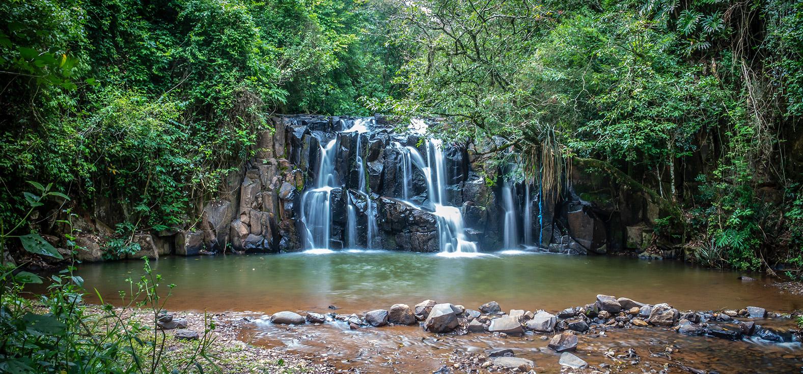 Camping Cachoeira do Nenê em Ipeúna | Portal Serra do Itaquerí