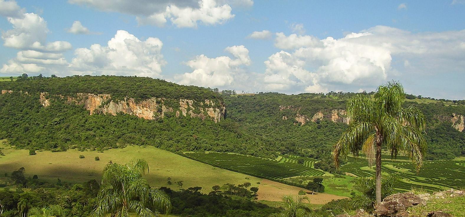 Canyon do Feijão em Analândia   Portal Serra do Itaquerí