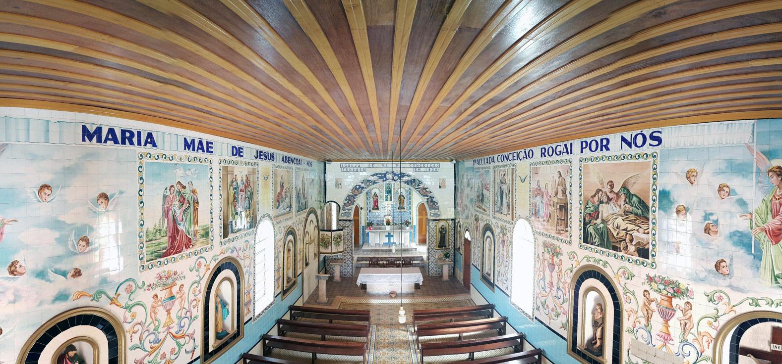 Capela Nossa Senhora da Conceição em Itirapina | Portal Serra do Itaqueri