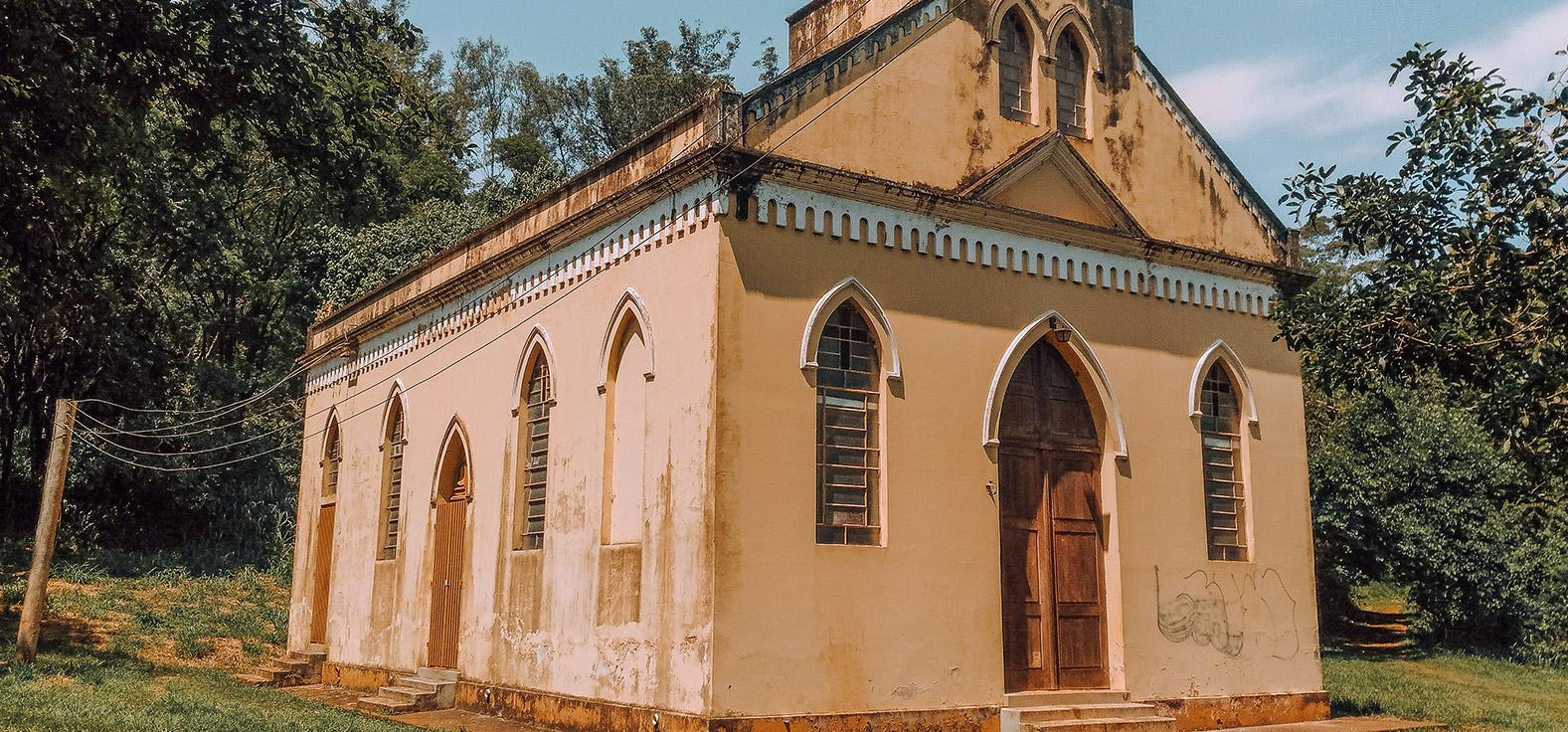Capela Santo Antonio em Rio Claro | Portal Serra do Itaquerí