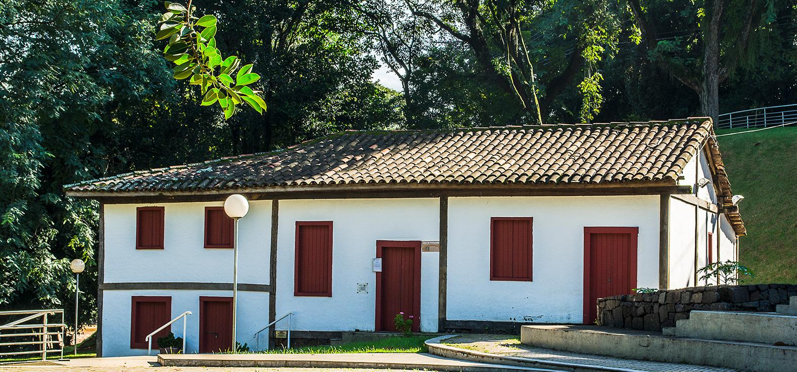 Casa do Povoador em Piracicaba | Portal Serra do Itaquerí