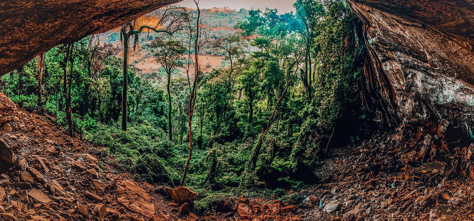 Caverna Boca do Sapo em Ipeúna | Portal Serra do Itaquerí