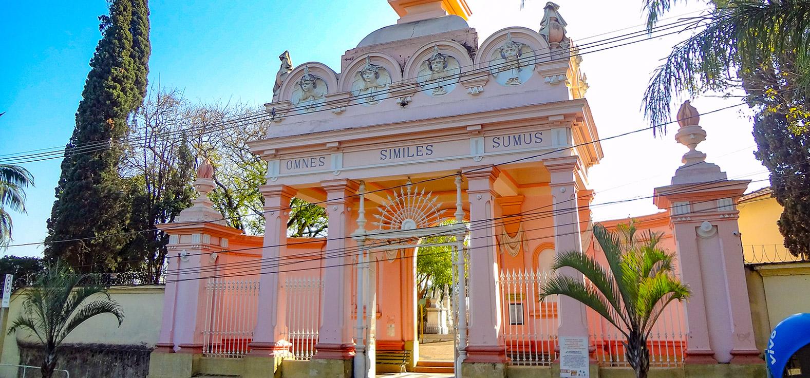 Cemitério da saudade em Piracicaba | Portal Serra do Itaqueri