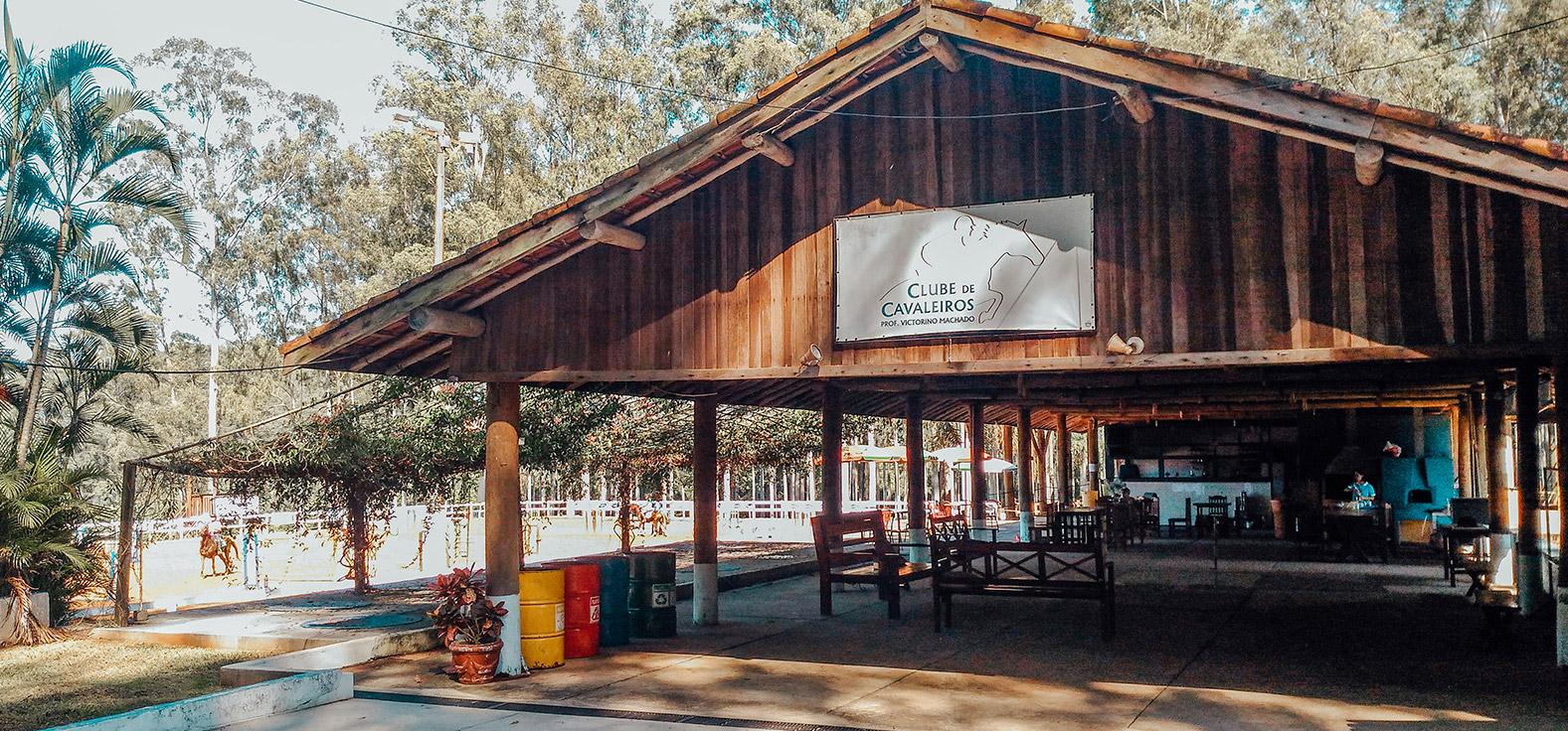 Clube dos Cavaleiros em Rio Claro | Portal Serra do Itaquerí