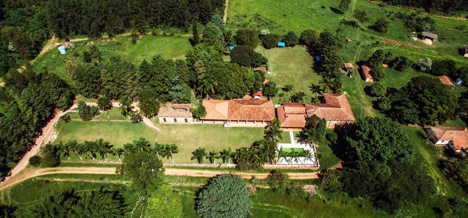 Fazenda das Palmeiras - Itirapina | Serra do Itaqueri