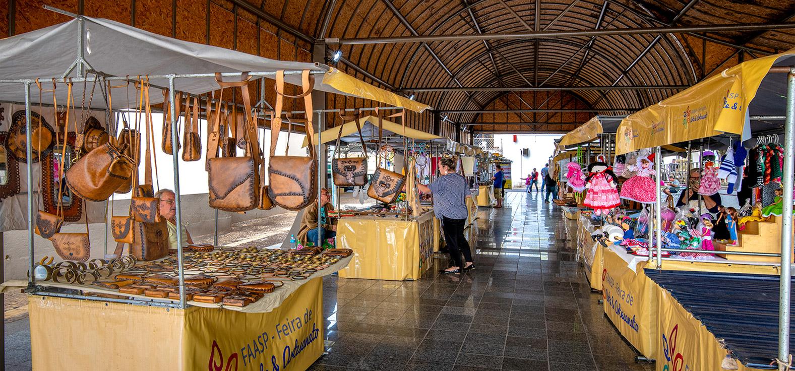 Feira de Artes e Artesanato em São Pedro | Portal Serra do Itaqueri