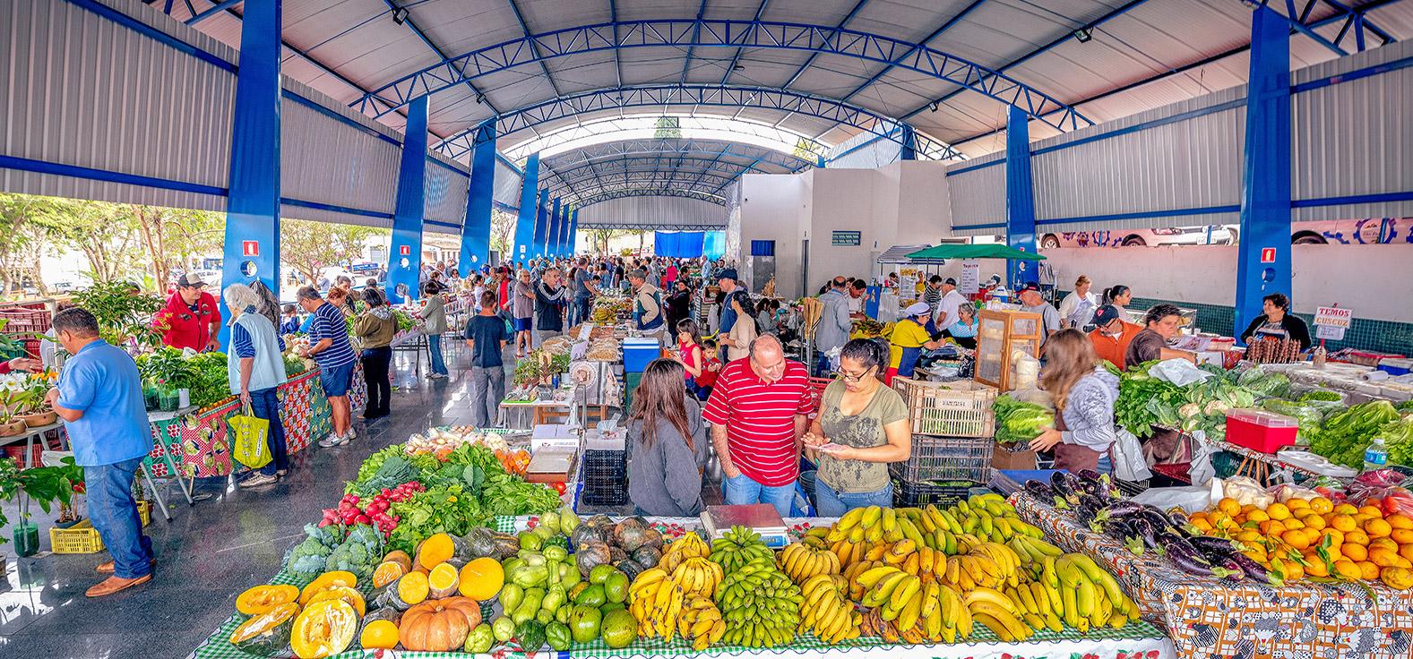 Feira de São Pedro | Portal Serra do Itaquerí