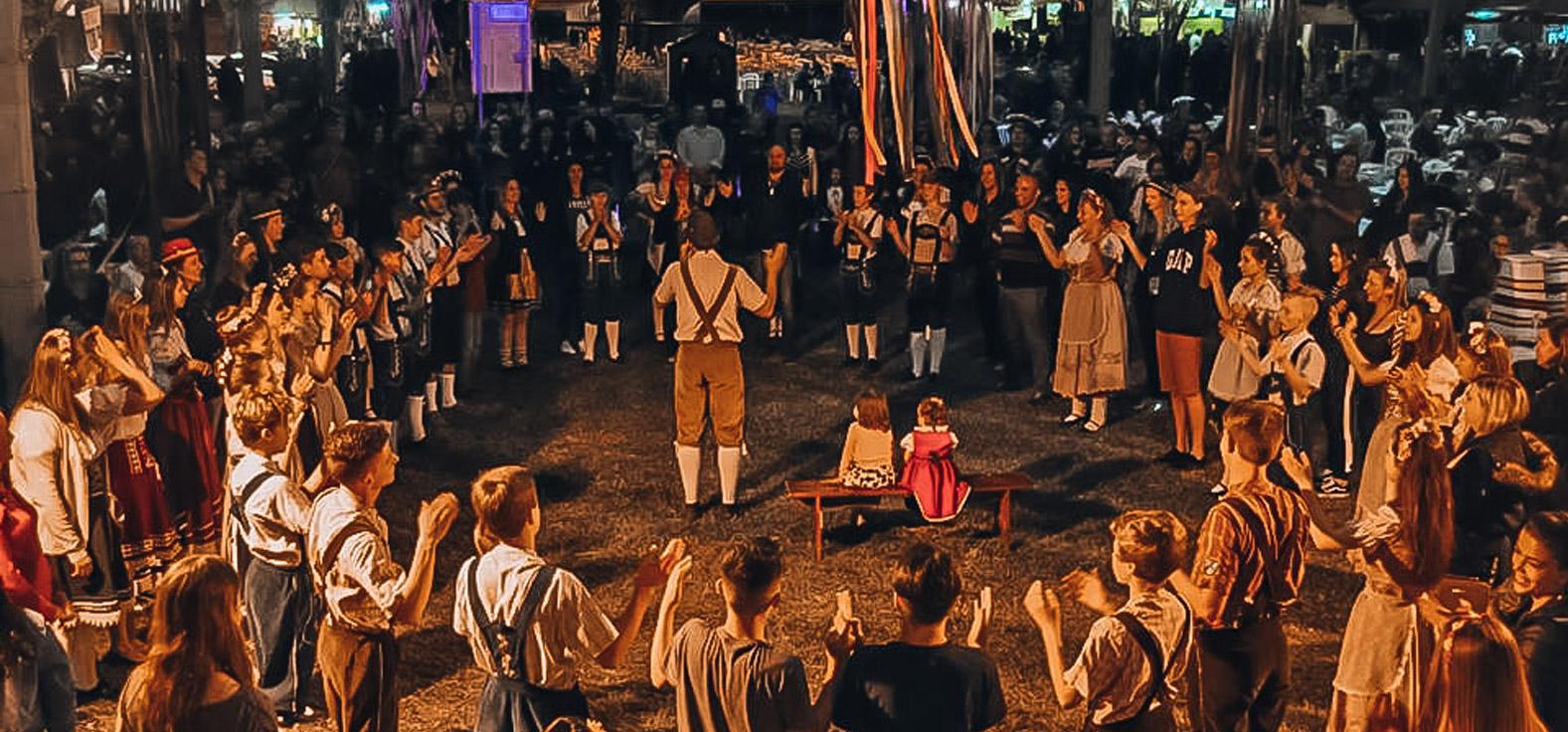 Festa Alemã em Limeira | Portal Serra do Itaquerí