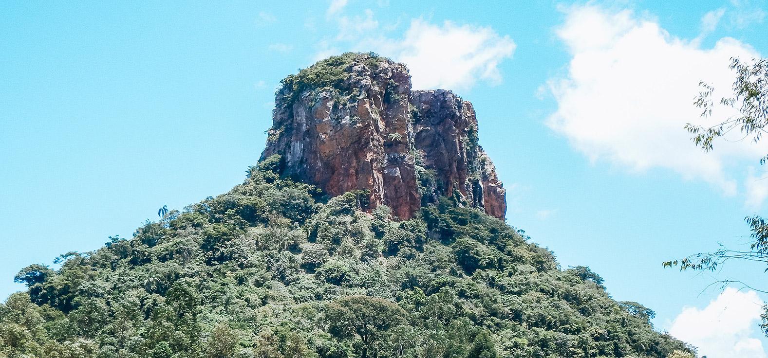 Morro do Cuscuzeiro em Analândia | Portal Serra do Itaquerí