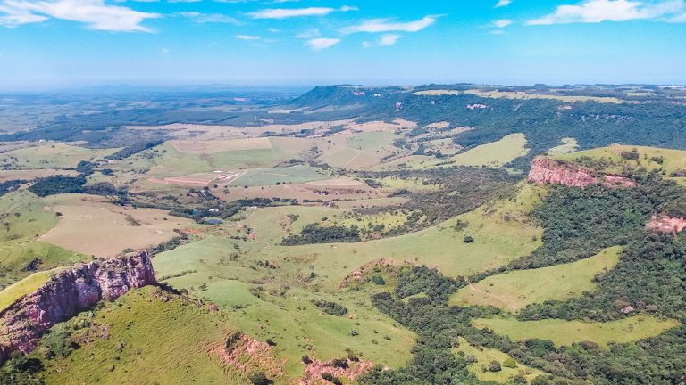 Morro do Fogão em Itirapina | Portal Serra do Itaquerí