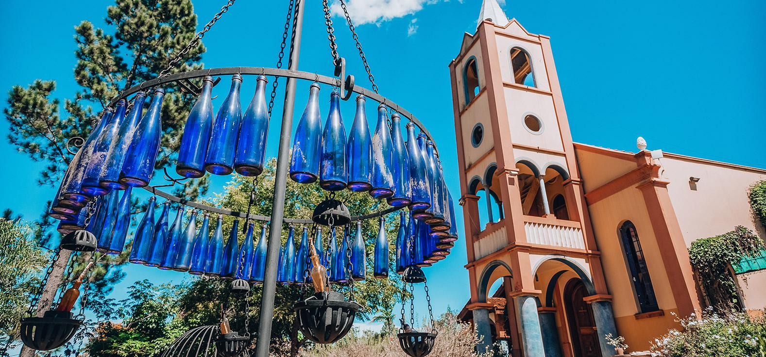 Mosteiro em Torrinha | Portal Serra do Itaquerí
