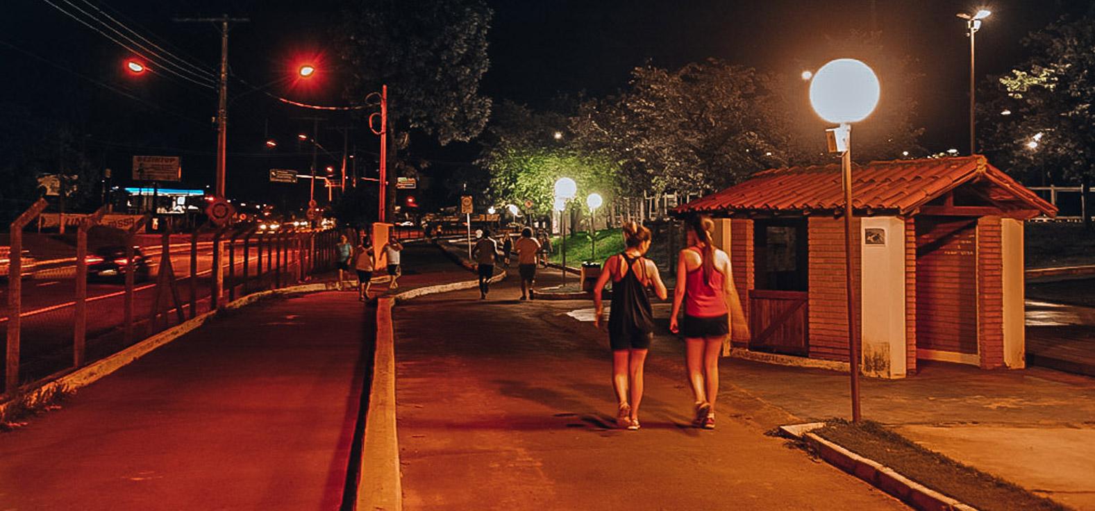 Parque Cidade em Limeira | Portal Serra do Itaquerí