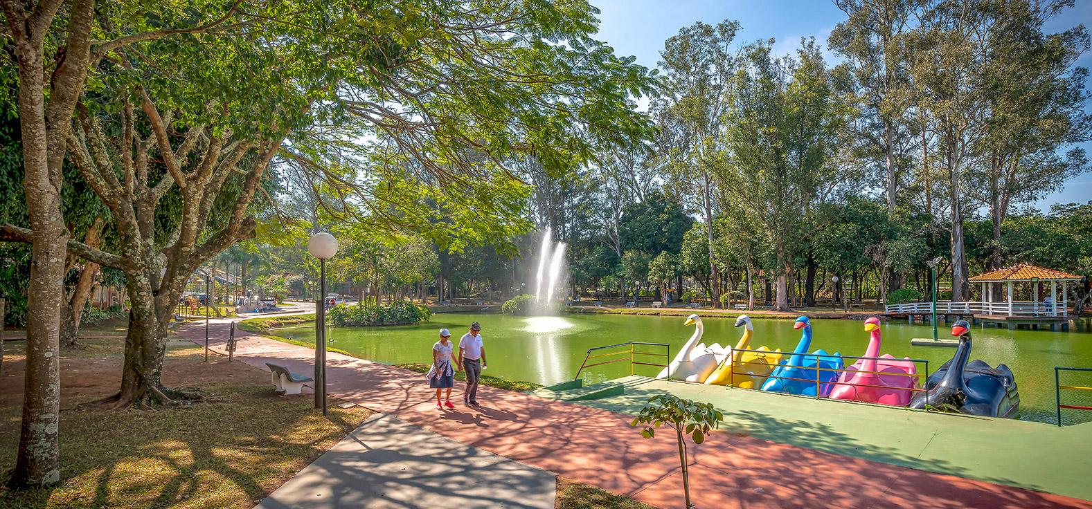 Parque Maria Angélica em São Pedro | Portal Serra do Itaquerí