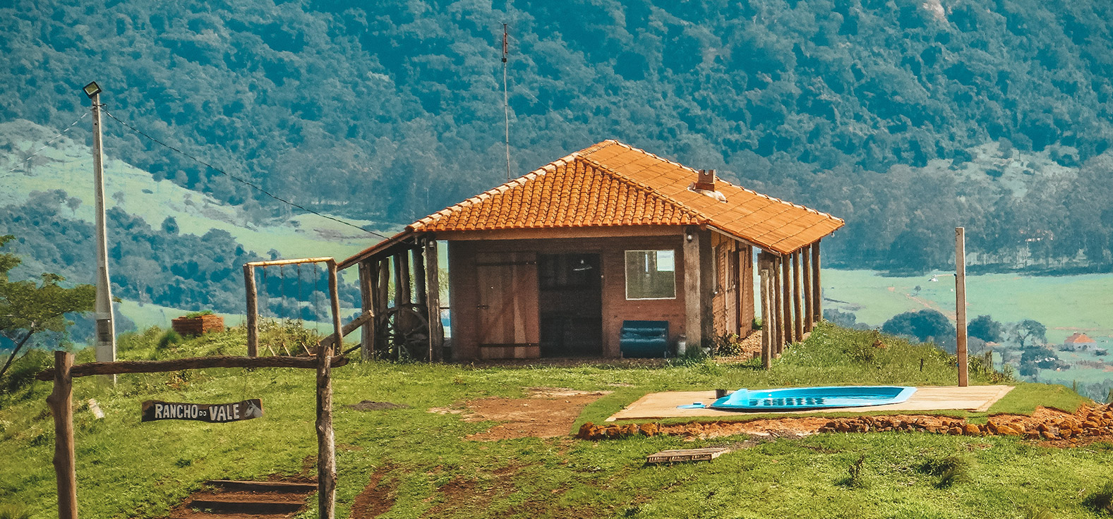 Rancho do Vale em Torrinha | Portal Serra do Itaquerí