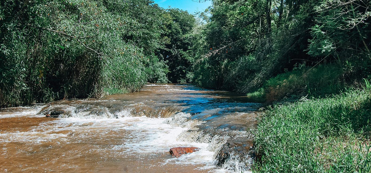 Rio Corumbataí | Portal Serra do Itaquerí