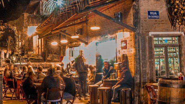 Rua da Cachaça em Analândia | Portal Serra do Itaqueri