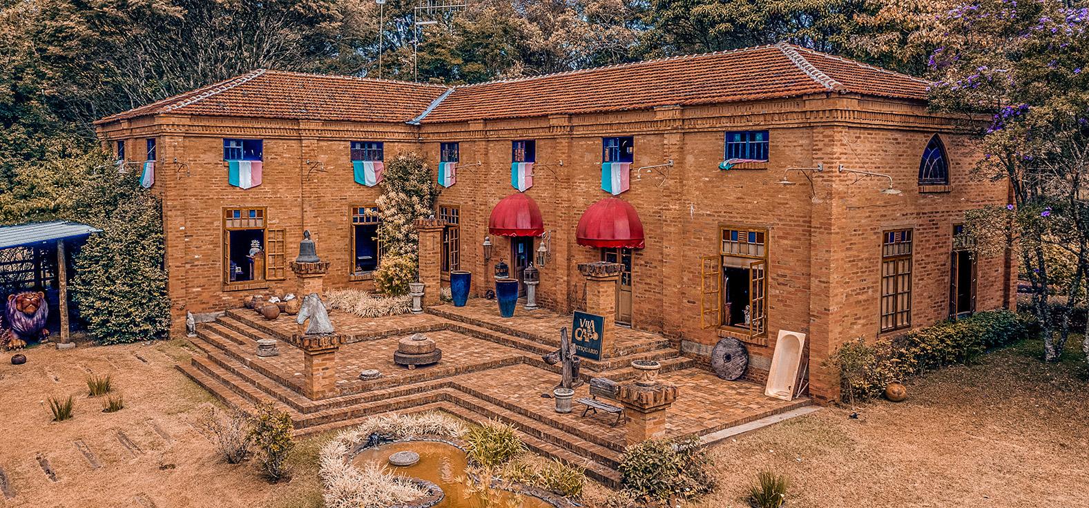Villa Del Capo em São Pedro | Portal Serra do Itaquerí