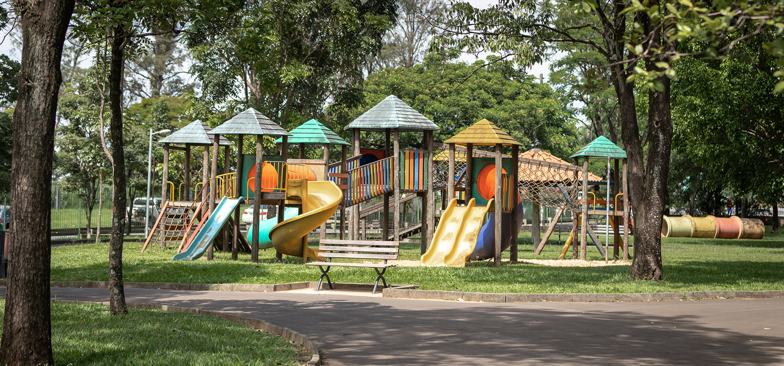 Zoológico Municipal e Paraíso das Crianças em Piracicaba