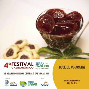 4° Festival Gastronômico da Serra do Itaqueri