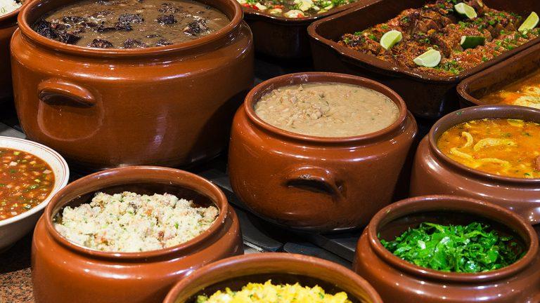 10 Restaurantes na Serra do Itaqueri com comida da fazenda
